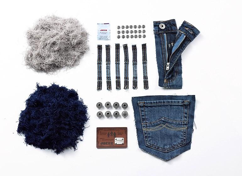 """Die """"Zutaten"""" für eine JOKER Jeans"""