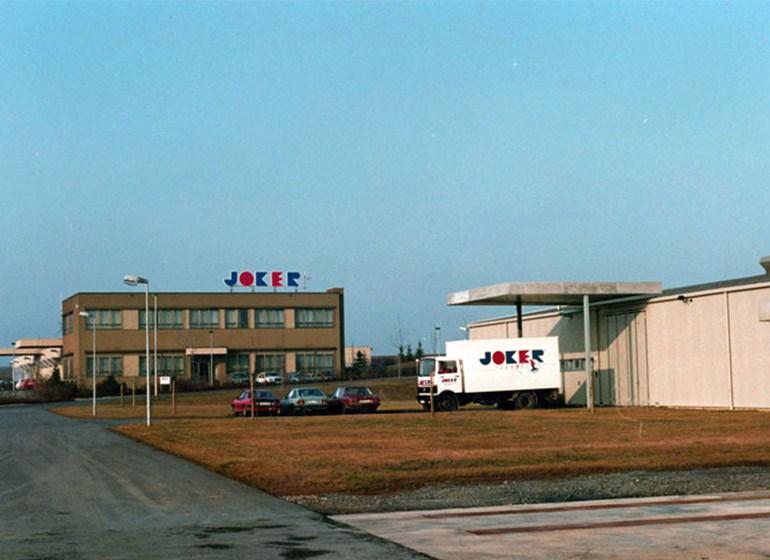 Die JOKER Zentrale in Ilsfeld