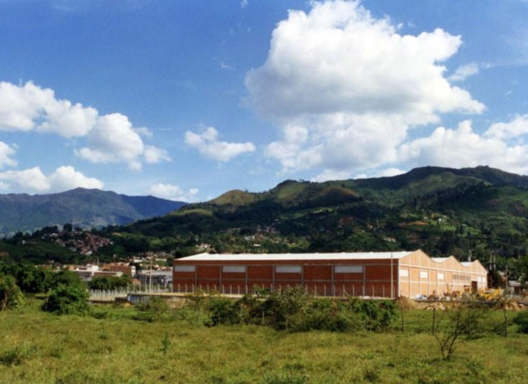 Die JOKER Näherei in Medellín