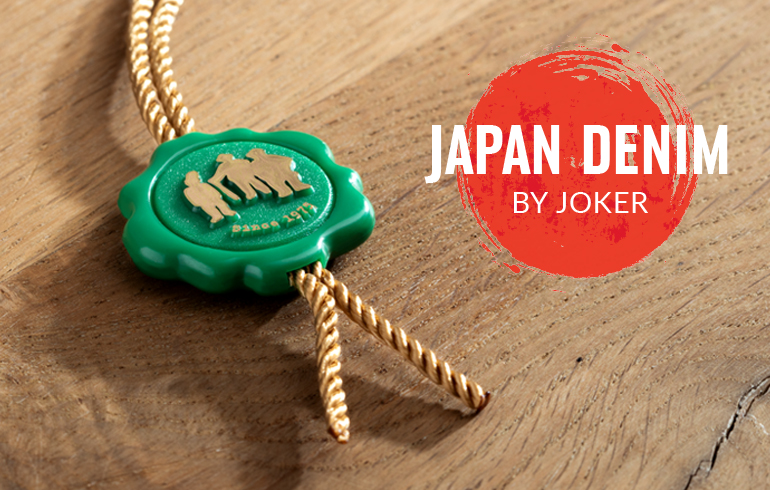 Japan Denim by JOKER